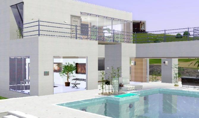 Koalafolio Sims House Living Design Mix Modern Style