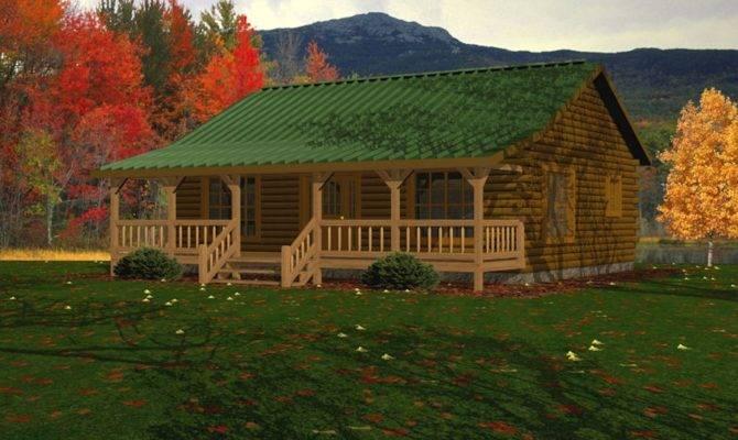 Kodiak Battle Creek Log Homes