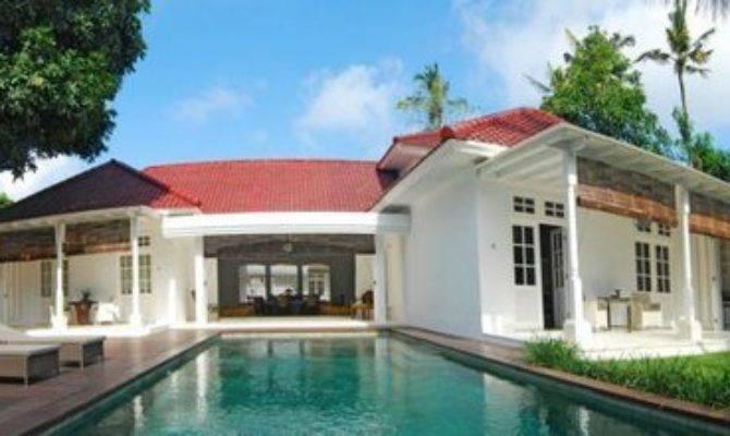 Kolonial House Sanur Indonesien Omd Men Och