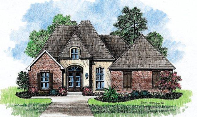 Laguna Country French Home Plans