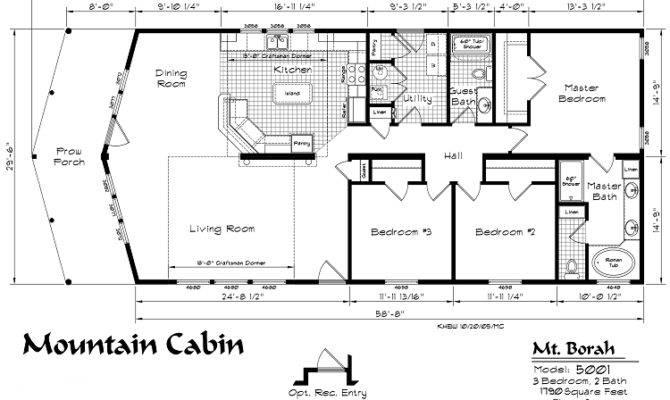 23 Top Photos Ideas For Cabin Floorplans - House Plans