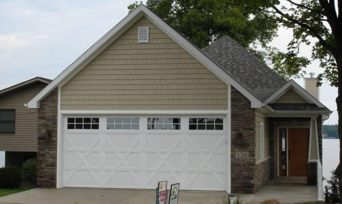 Lake Home House Plan Ranch Blueprints