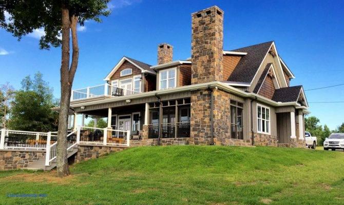 Lake House Plans Big Windows