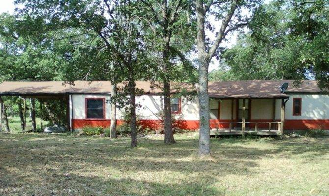 Lake Limestone Affordable Home