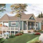Lakefront Home Designs Plans Eplans Floor Plan