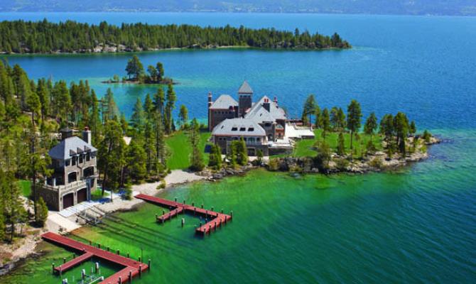 Lakefront Living Flathead