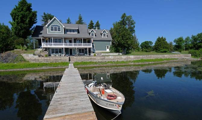Lakefront Living Lake Champlain Vermont Alburgh