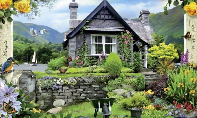 Lakeland Cottage Jigsaw Puzzle Ravensburger