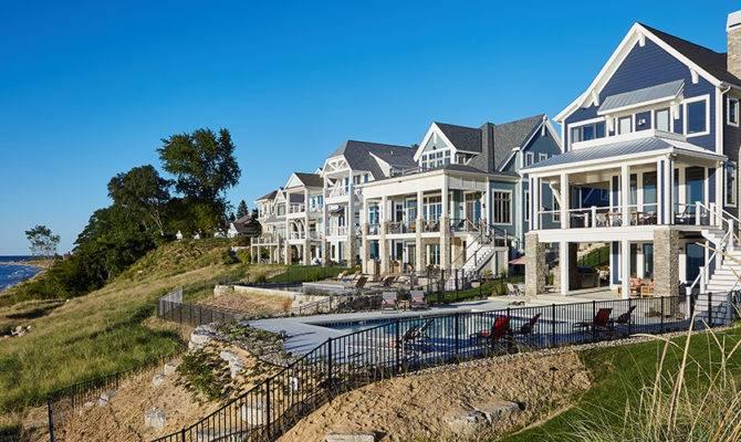 Lakeshore Custom Home Builder Mike Schaap Builders Inc