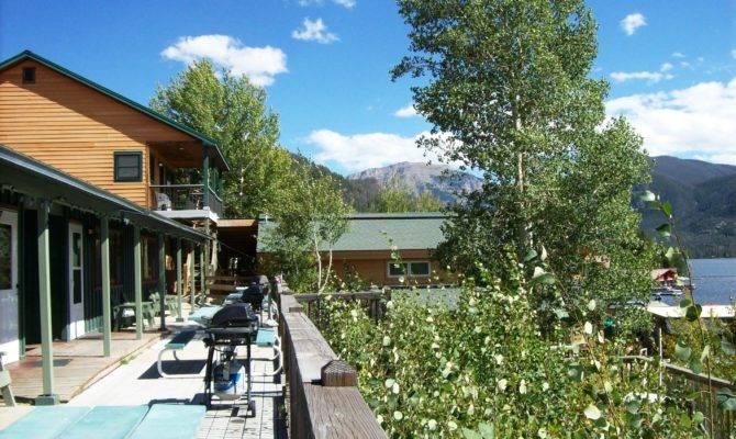 Lakeside Cabins Cabin Lodging Grand Lake Colorado