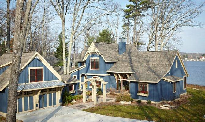 Lakeside Cottage Home Bunch Interior Design Ideas
