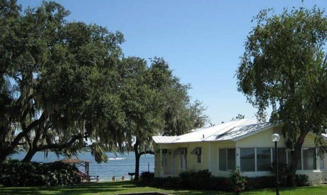 Lakeside Cottages Lake Placid Florida Resort Reviews
