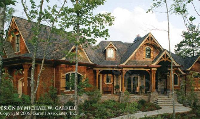 Lakeview Cottage House Plan Craftsman Plans