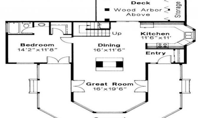 Lakeview House Plan Seaside Plans