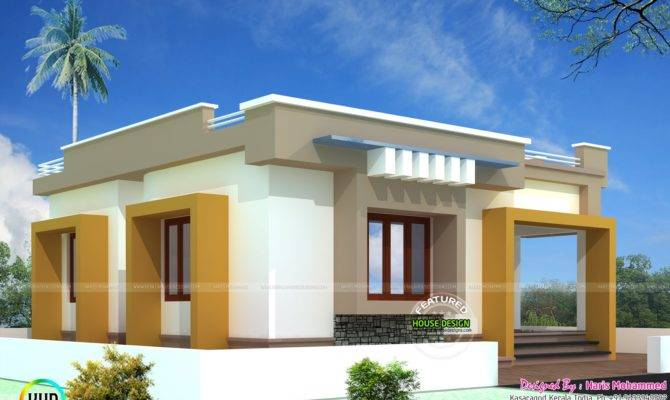 Lakhs Budget House Plan Kerala Home Design Floor