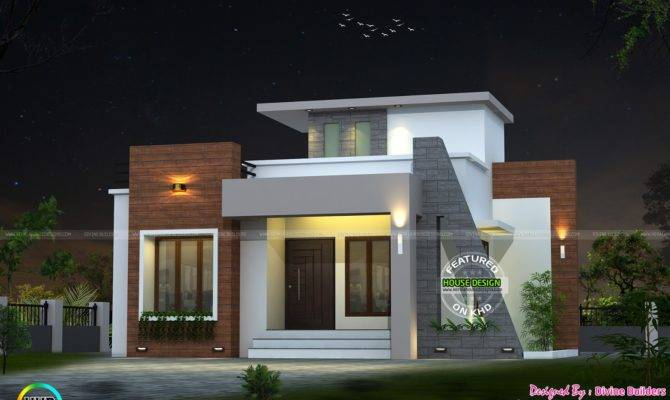 Lakhs Cost Estimated House Plan Kerala Home Design