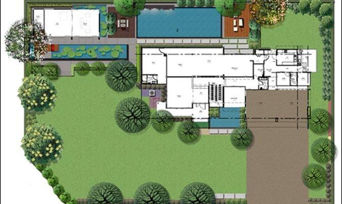 Landscape Blueprints Designs Ideas