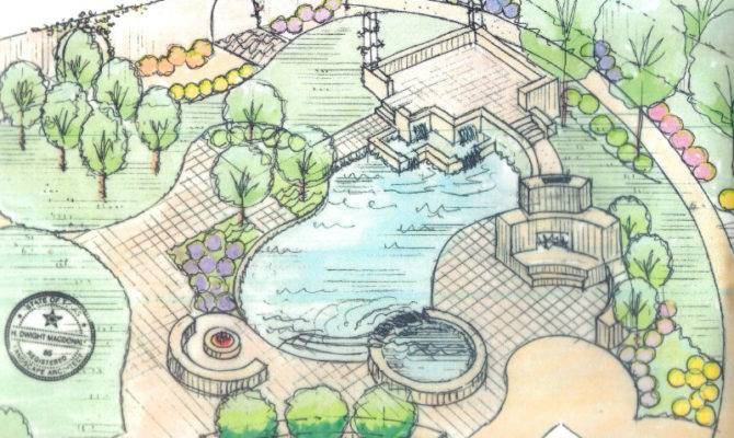 Landscape Designs Our Licensed Architect