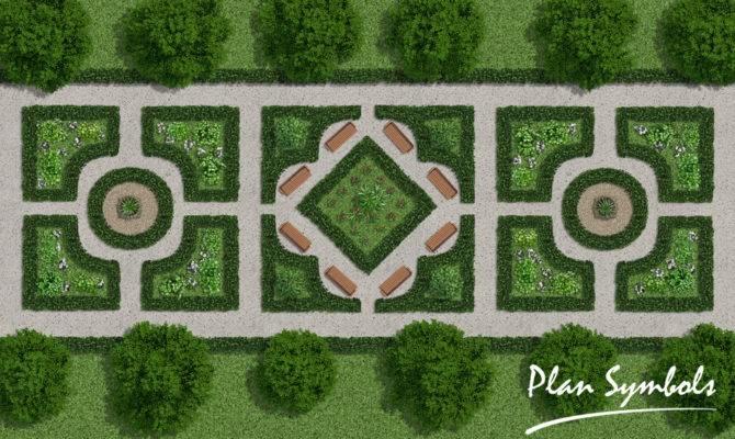Landscape Floor Plan Symbols Deviantart