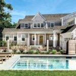 Landscaping Cape Cod Style House Front