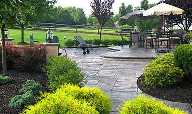 Landscaping Ideas Front Yard New England Garden Post