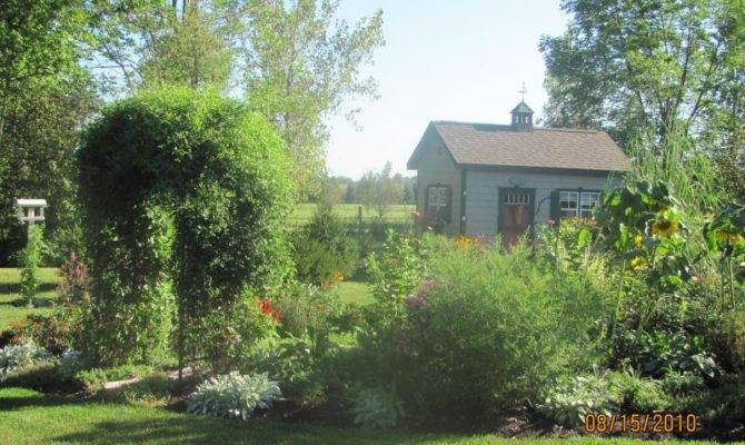 Landscaping Ideas Old Fashioned Cottage Garden Yardshare