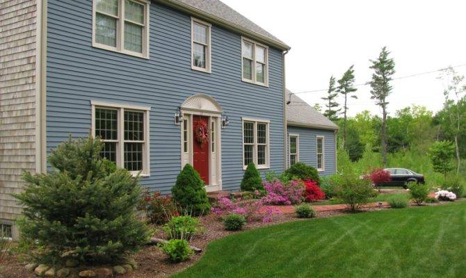 Landscaping New England Ideas