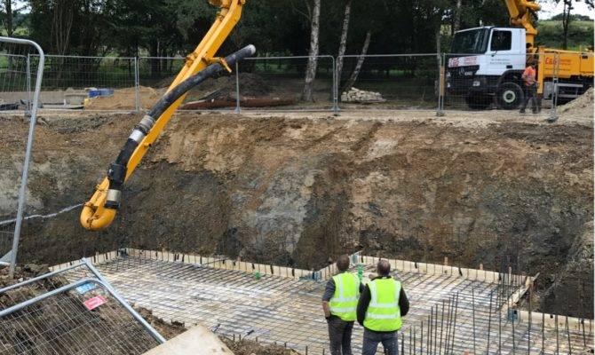 Lane Cottage Construction Commences