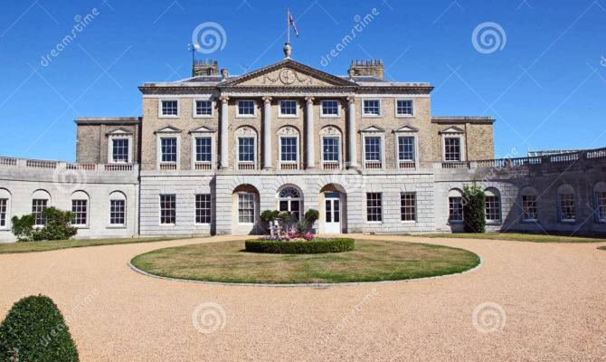 Large Country House England