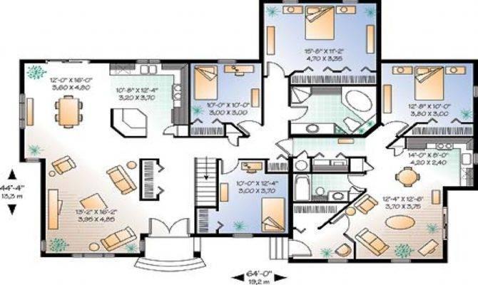 Large Floor Plans Luxury Estate Home House