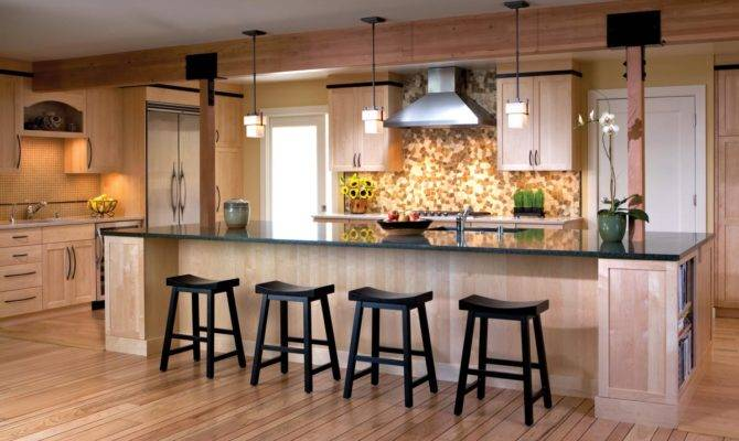 Large Kitchen Designs Ideas Presented Some Styles