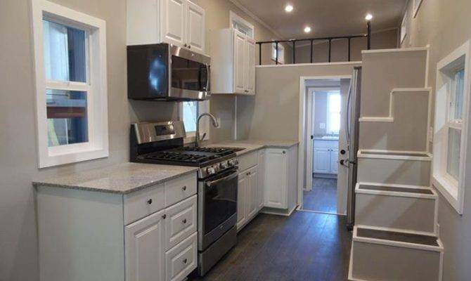 Large Living Tiny Home Sale