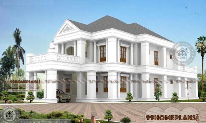 Large Luxury House Plans One Story