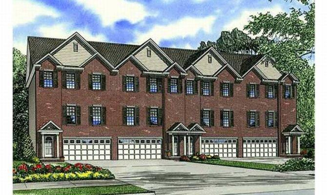 Large Multi House Plans Design