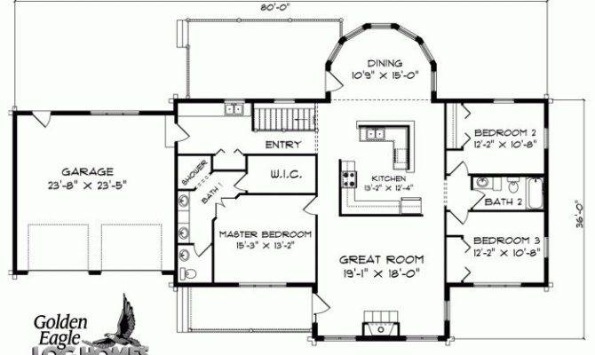 Large Ranch Style House Plans Beautiful Log Cabins Floor