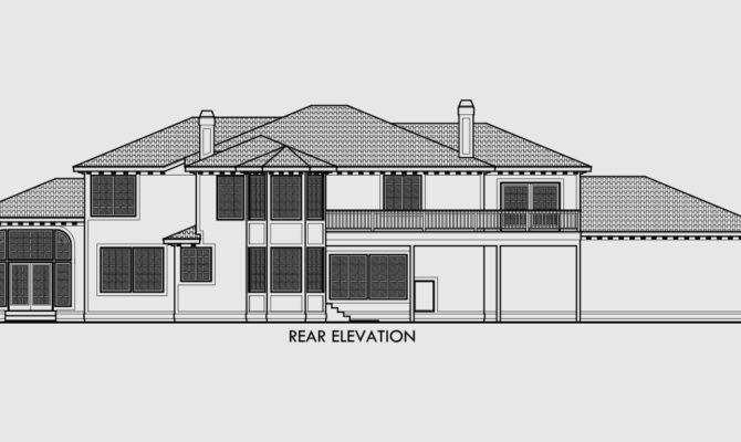 Large Room House Plans Home Design Style