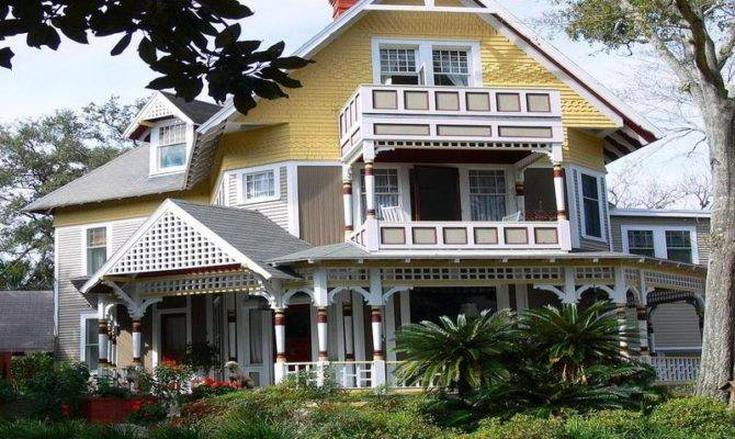 Large Victorian House Colors Your Dream Home