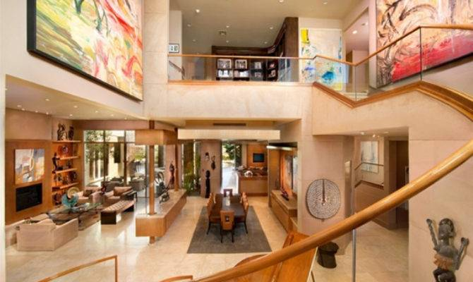 Las Vegas Luxury Homes Open Floor Plans