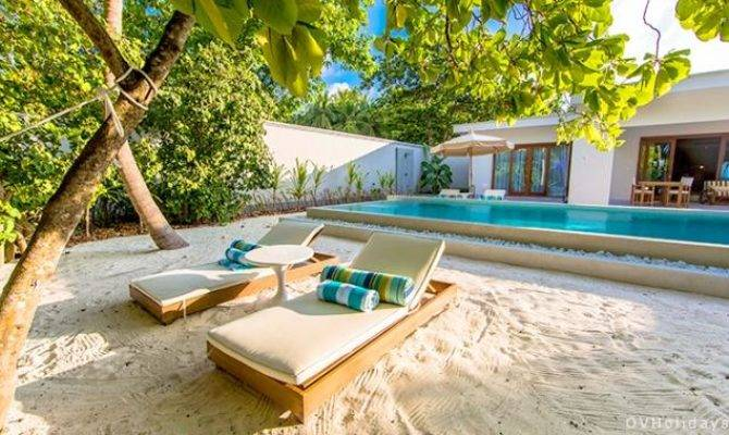 Last Minute Run House Room Amilla Fushi Maldives