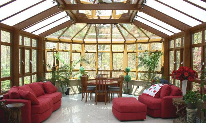 Lasting Sunroom Most People Think Building Onto Their