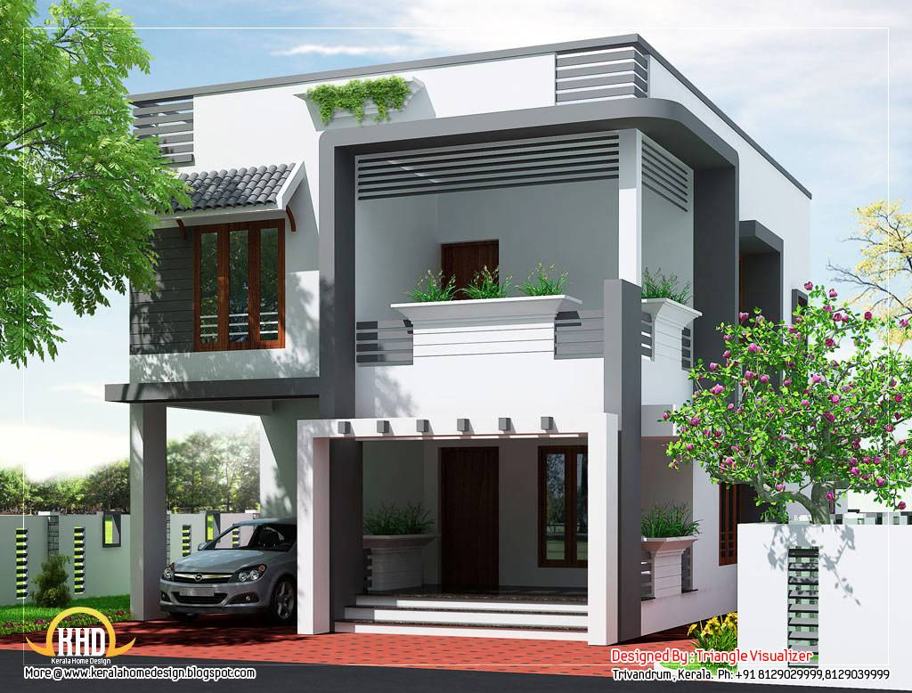 latest house design simple low budget plans become 239923 - Download Small House Low Budget Modern 2 Bedroom House Design Floor Plan Gif