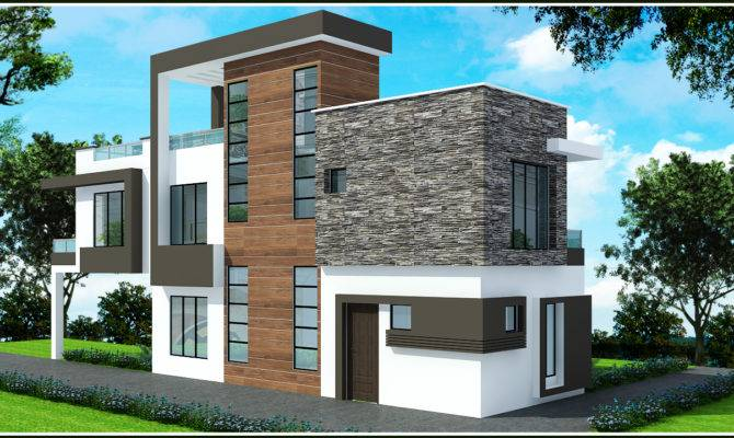 Latest House Model Modern