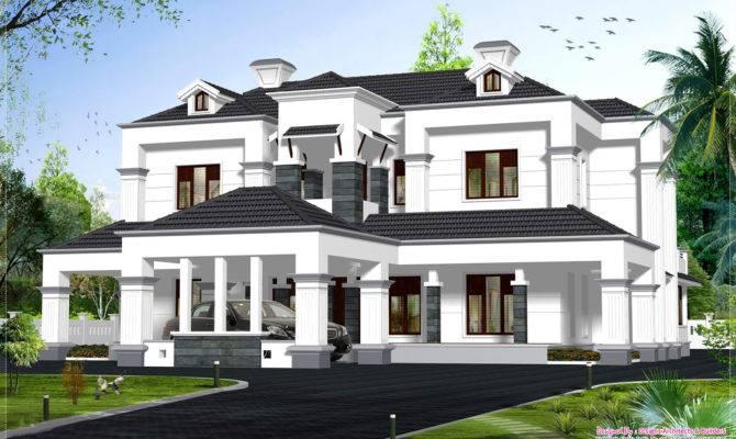 Latest Kerala Style Home Design
