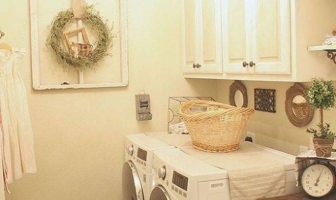 Laundry Room Ideas Decoration Organization