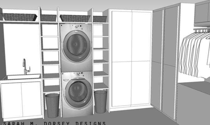 Laundry Room Plans Dorsey Designs