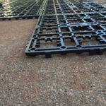 Lay Deck Flooring Concrete Patio