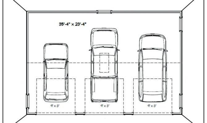 Layout Specifics Car Garage
