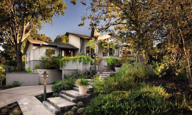 Leed Platinum Contemporary Ranch House Northern California