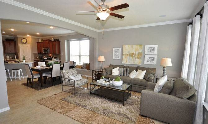 Lennar Living Room Dining Kitchen Combo Best Wiring