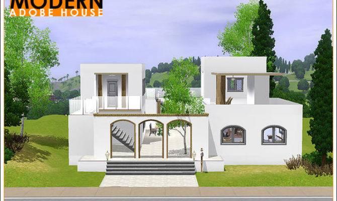 Leomo Modern Adobe House